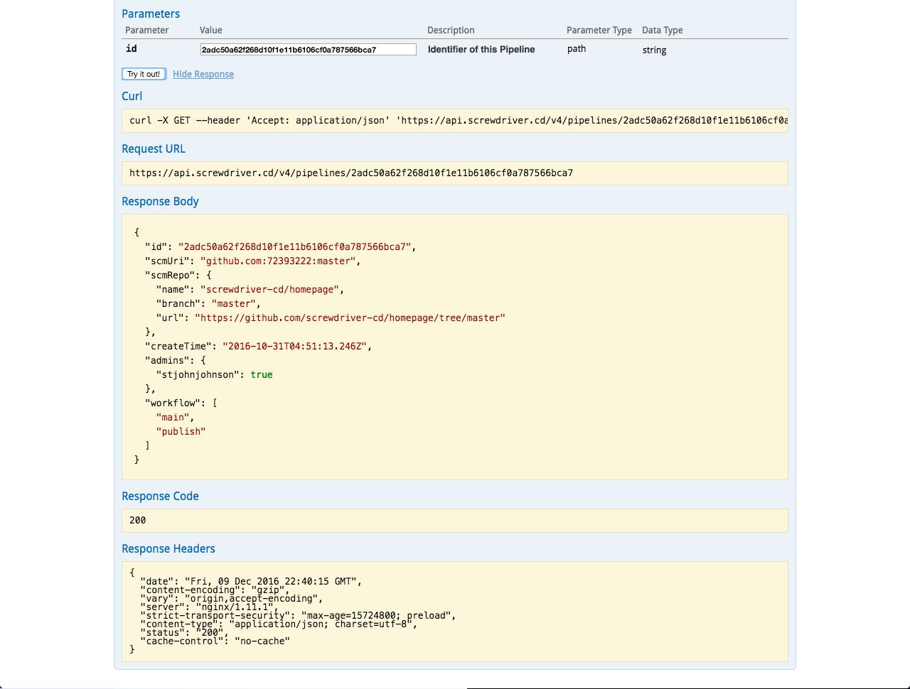 API - Screwdriver Guide